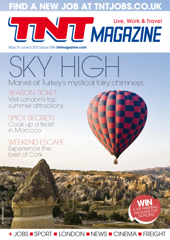 TNT Magasine Cover