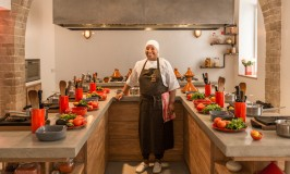 Moroccan cooking workshop